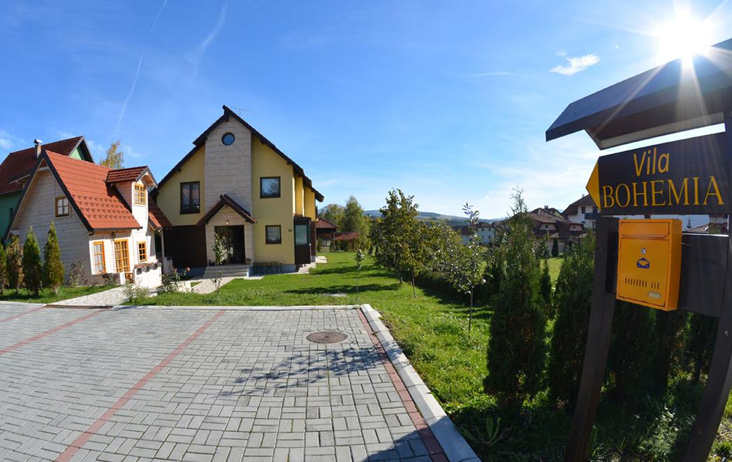 vila zlatibor